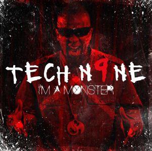 tech n9ne - i'm a monster