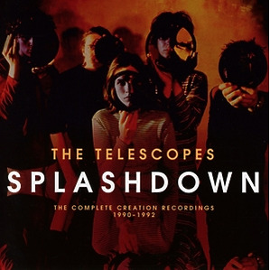 telescopes,the - splashdown-complete creation recordings