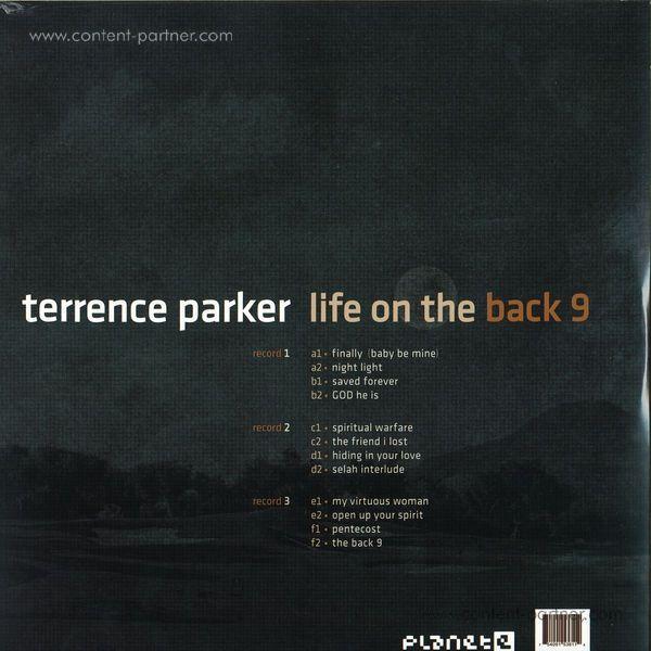 terence parker - life on the back 9 (Back)