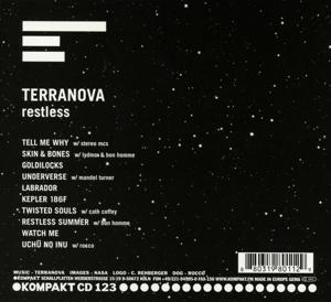 terranova - restless (Back)