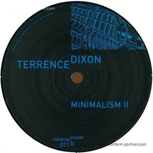 terrence dixon - minimalism pt.2 (repressed)