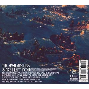 the avalanches - since i left you (Back)