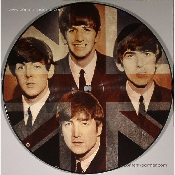 the beatles - she loves you / twist & shout