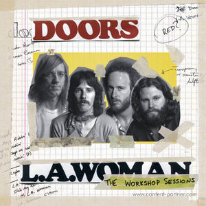 the doors, including Laser Etched Vinyl - L.A. Woman: The Workshop Sessions