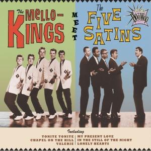 the mello-kings - the essential blue archive:tonite tonite