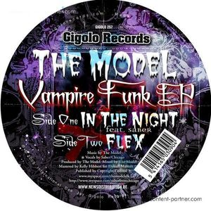 the model - vampire funk ep