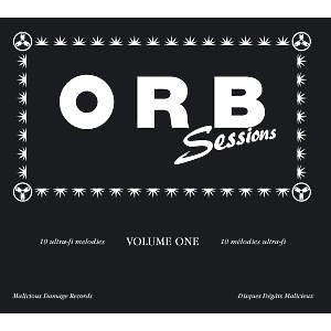 the orb - orbsessions vol.one