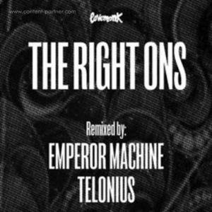 the right ons - emperor machine & telonius rmx