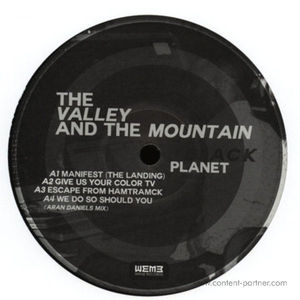 the valley & the mountain - black planet