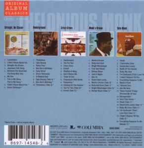 thelonious monk - original album classics (Back)