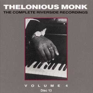 thelonious monk - the complete riverside recordi