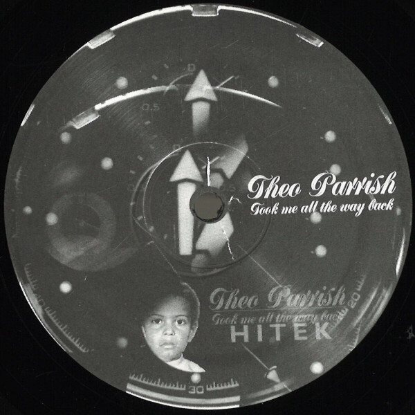 theo parrish - Took Me All The Way Back