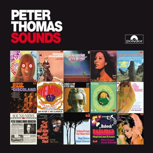 thomas,peter sound orchester - peter thomas sounds