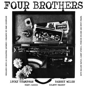 thompson,lucky/wilen,barney - four brothers