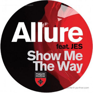 tiesto pes. allure - show me the way (repressed)