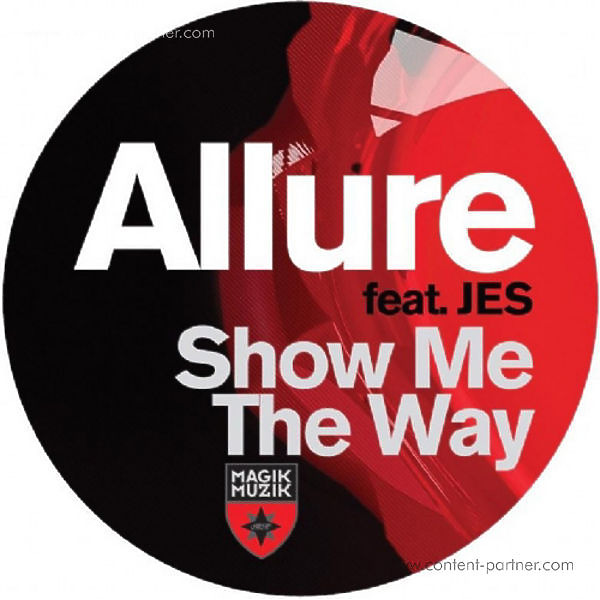 tiesto pes. allure - show me the way (repressed)
