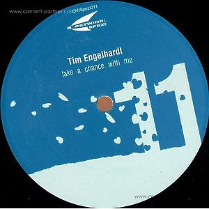 tim engelhardt - take a chance with me