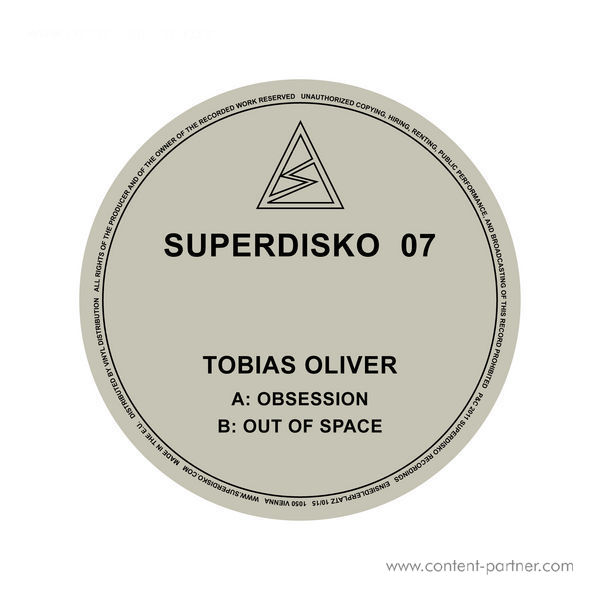 tobias oliver - obsession / out of space
