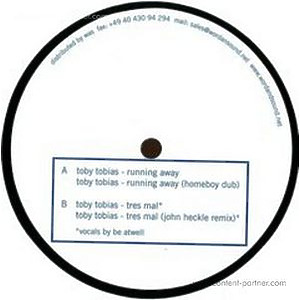 toby tobias - messing with my mind ep, j.heckle rmx