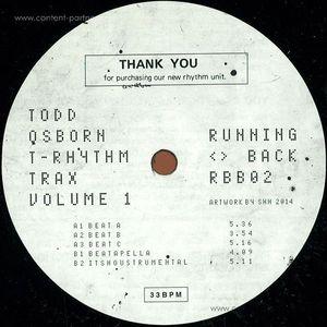 todd osborn - t-rhythm trax vol. 1