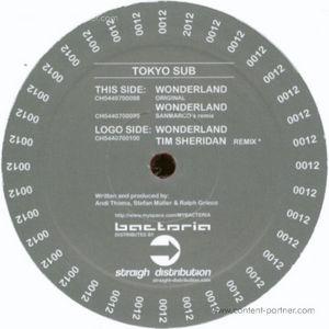 tokyo sub - wonderland (tim sheridan remix)