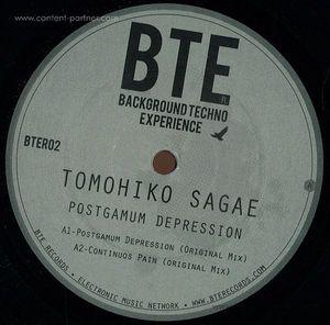 tomohiko sagae - postgamum depression