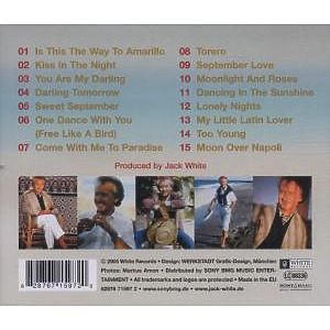 tony christie - my life....is this the way to amarillo (Back)