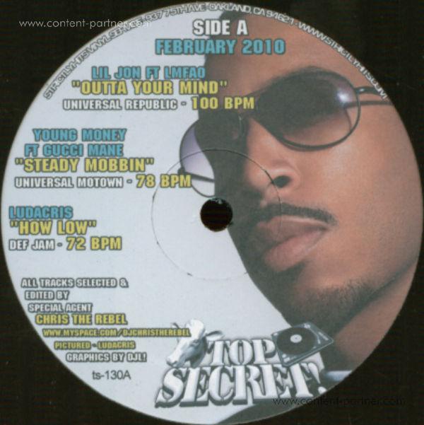 top secret 130 - february 2010