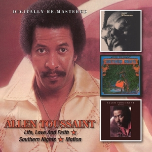 toussaint,allen - life,love & faith/southern nights/