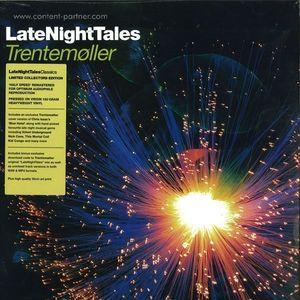 trentemoller - late night tales