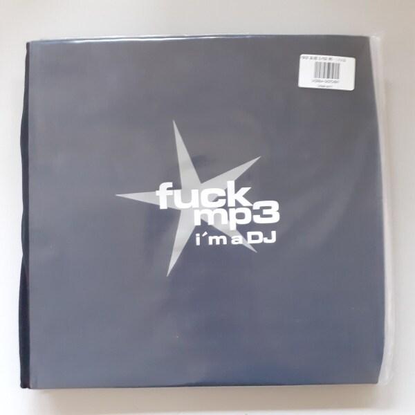t-shirt Grösse XL - fuck mp3 - i m a DJ