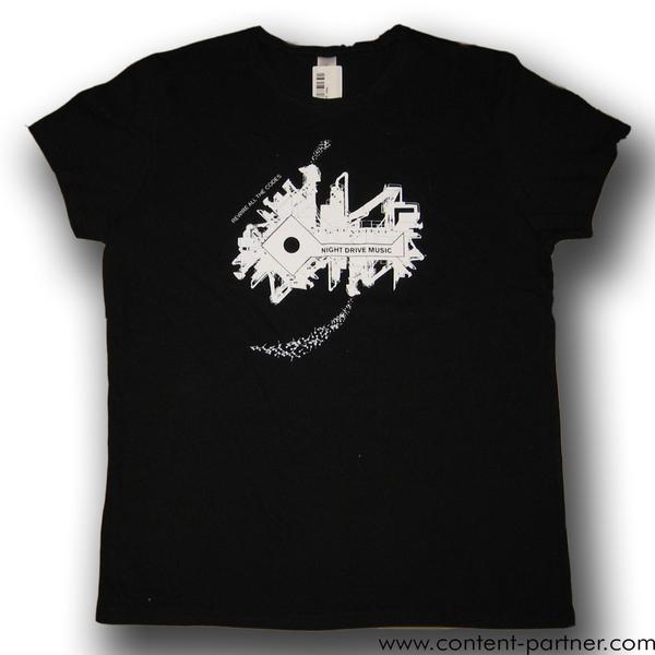 t-shirt girl - size l