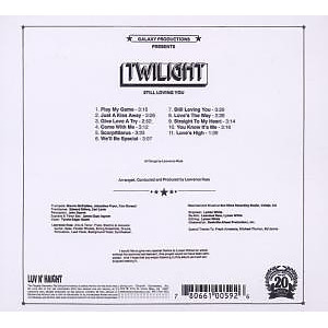 twilight - still loving you (Back)