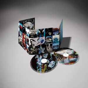 u2 - achtung baby (20th anniversary) (deluxe