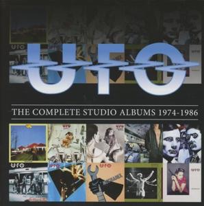ufo - complete studio albums (1974-1