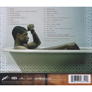 usher - confessions repackage (Back)