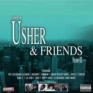 usher - usher & friends vol.2