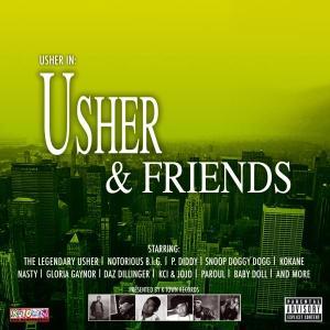 usher - usher & friends