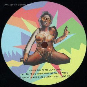 v.a. - balearic blah blah 10