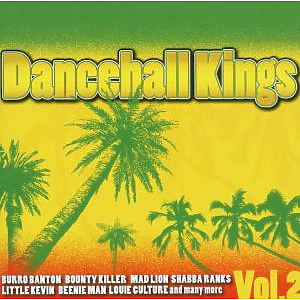 v.a. - dancehall kings vol. 2