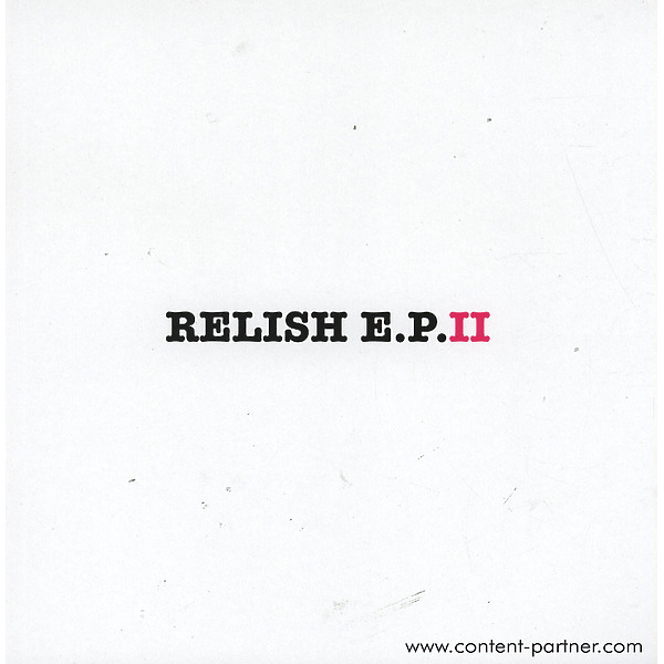 v.a. - relish compilation ep vol.2