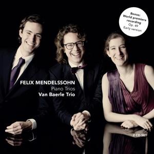 van baerle trio - klaviertrios