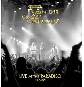 van der graaf generator - live at paradiso 2007