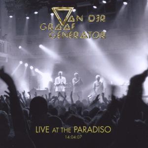 van der graaf generator - live at the paradiso 14.04.07
