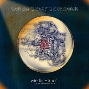 van der graaf generator - merlin atmos-live 2013