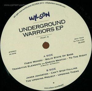 variou - underground warriors ep 3