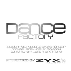 various artist - dance factory pres. by zyx