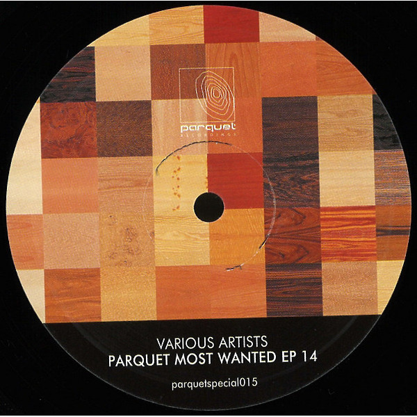 various artists - Parquet Most Wanted EP 14