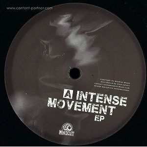 various artists - intense movement ep