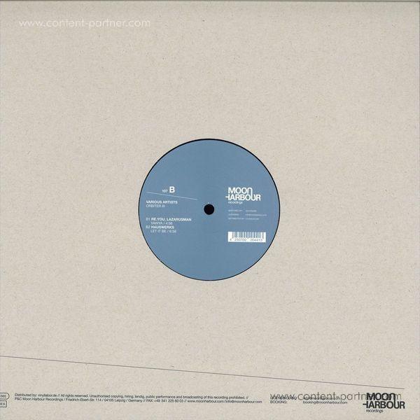various artists - orbiter iii (Back)